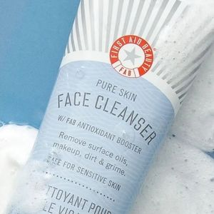 *HP* 3 FOR $30 FIRST AID BEAUTY FACE CLEANSER